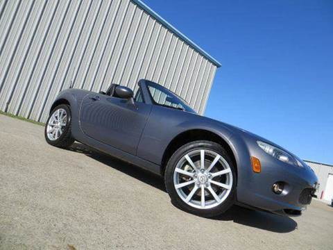 2006 Mazda MX-5 Miata for sale at Diesel Of Houston in Houston TX