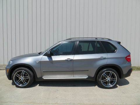 2008 BMW X5 for sale at Diesel Of Houston in Houston TX