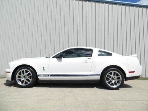 2008 Ford Mustang for sale at Diesel Of Houston in Houston TX