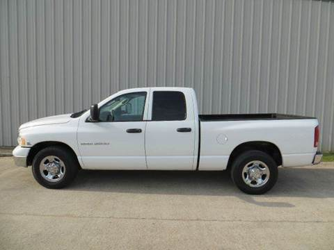 2003 Dodge Ram Pickup 2500 for sale at Diesel Of Houston in Houston TX