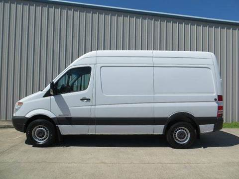 2008 Dodge Sprinter Cargo for sale at Diesel Of Houston in Houston TX