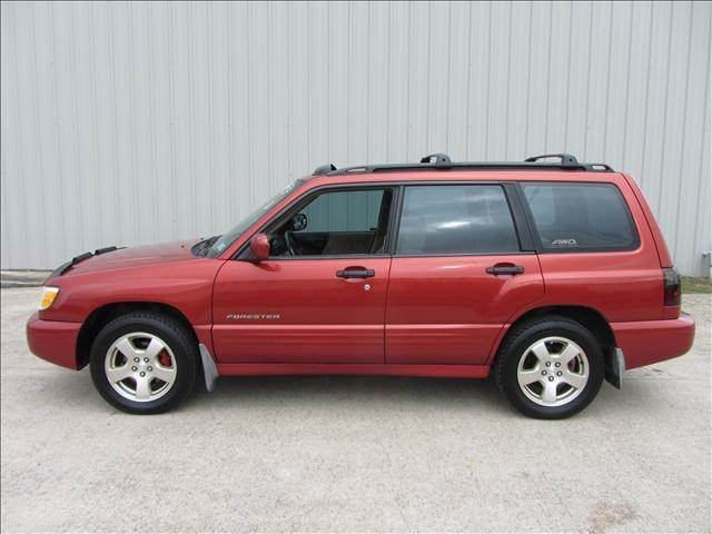 2001 Subaru Forester for sale at Diesel Of Houston in Houston TX