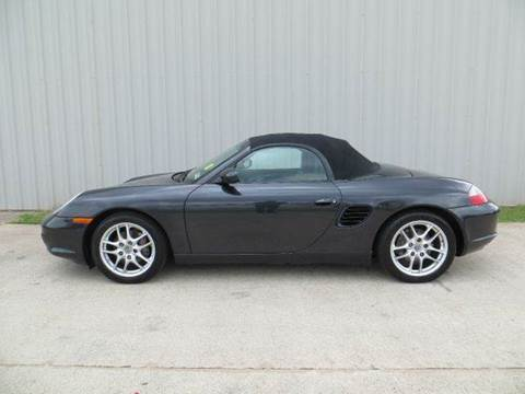 2004 Porsche Boxster for sale at Diesel Of Houston in Houston TX