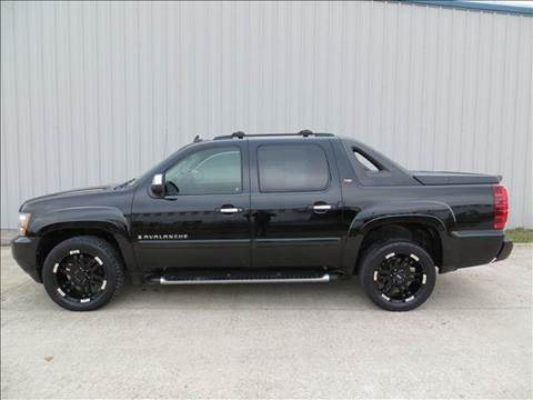 2008 Chevrolet Avalanche for sale at Diesel Of Houston in Houston TX