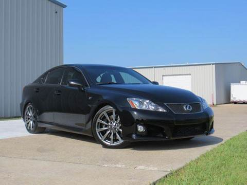 2008 Lexus IS F for sale at Diesel Of Houston in Houston TX