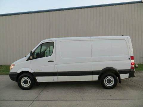 2009 Dodge Sprinter Cargo for sale at Diesel Of Houston in Houston TX