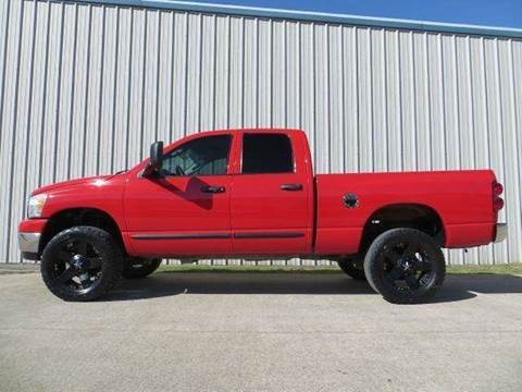 2007 Dodge Ram Pickup 2500 for sale at Diesel Of Houston in Houston TX