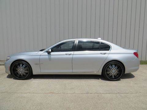 2009 BMW 7 Series for sale at Diesel Of Houston in Houston TX