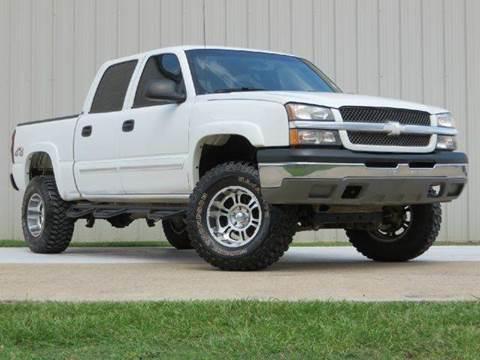 2004 Chevrolet Silverado 1500 for sale at Diesel Of Houston in Houston TX