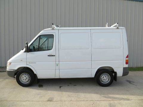 2005 Dodge Sprinter Cargo for sale at Diesel Of Houston in Houston TX