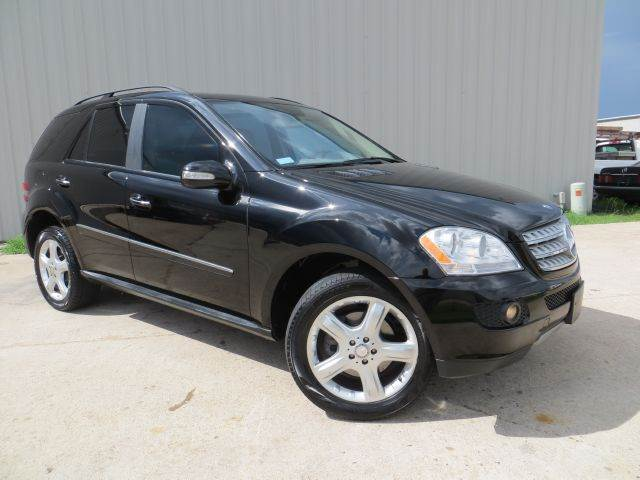 2008 Mercedes-Benz M-Class for sale at Diesel Of Houston in Houston TX