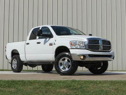 2008 Dodge Ram Pickup 2500 for sale at Diesel Of Houston in Houston TX