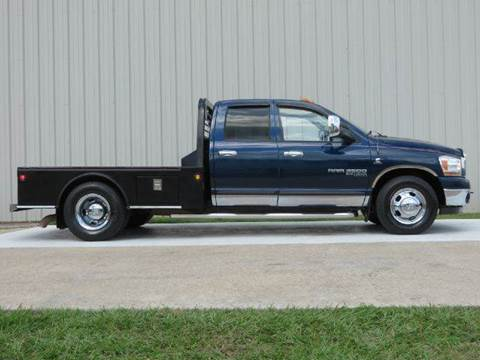 2006 Dodge Ram Pickup 3500 for sale at Diesel Of Houston in Houston TX