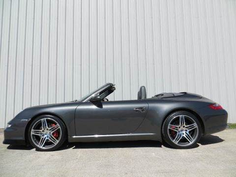2006 Porsche 911 for sale at Diesel Of Houston in Houston TX