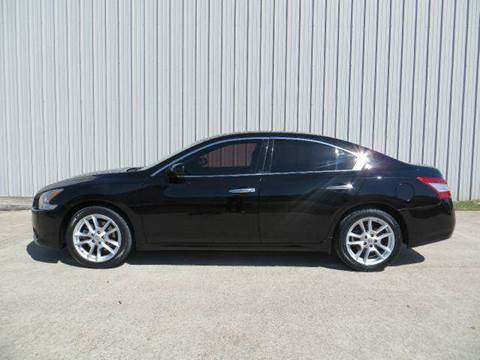2009 Nissan Maxima for sale at Diesel Of Houston in Houston TX