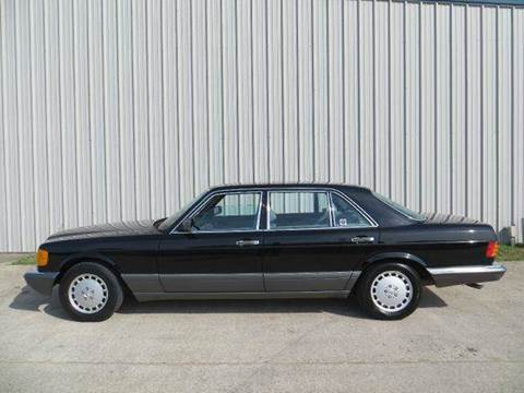 1990 Mercedes-Benz 300-Class for sale at Diesel Of Houston in Houston TX