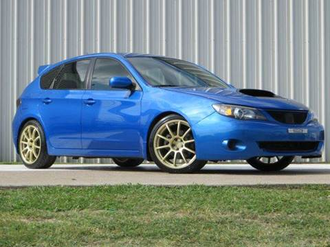 2008 Subaru Impreza for sale at Diesel Of Houston in Houston TX
