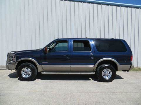 2005 Ford Excursion for sale at Diesel Of Houston in Houston TX