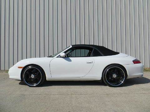 2003 Porsche 911 for sale at Diesel Of Houston in Houston TX