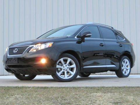 2010 Lexus RX 350 for sale at Diesel Of Houston in Houston TX