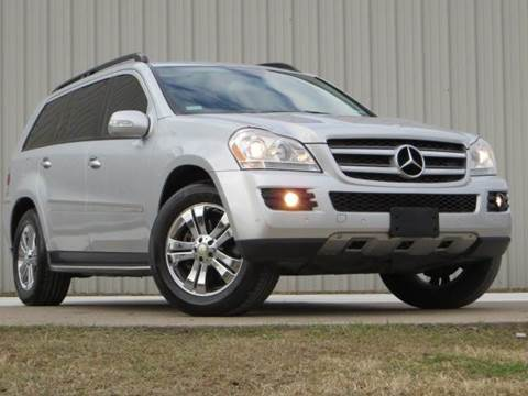 2008 Mercedes-Benz GL-Class for sale at Diesel Of Houston in Houston TX