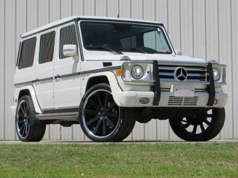 2011 Mercedes-Benz G-Class for sale at Diesel Of Houston in Houston TX