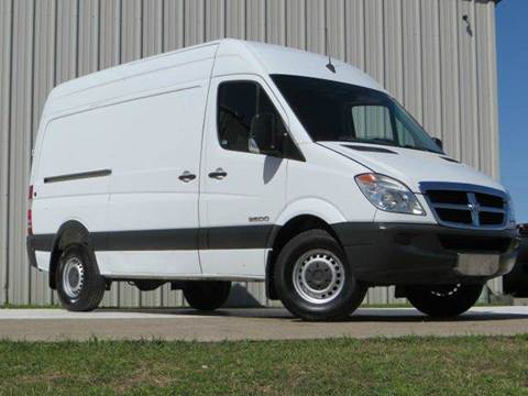 2007 Dodge Sprinter Cargo for sale at Diesel Of Houston in Houston TX