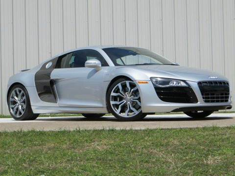 2010 Audi R8 for sale at Diesel Of Houston in Houston TX