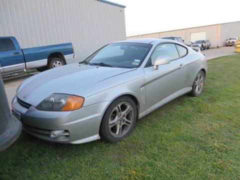 2004 Hyundai Tiburon for sale at Diesel Of Houston in Houston TX