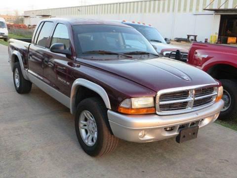 2002 Dodge Dakota for sale at Diesel Of Houston in Houston TX