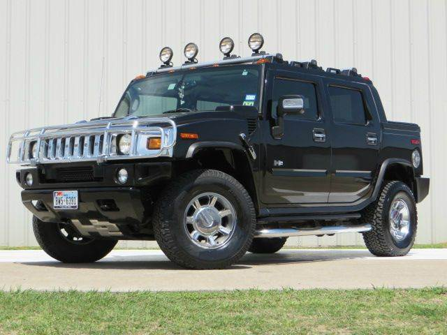2006 HUMMER H2 SUT for sale at Diesel Of Houston in Houston TX
