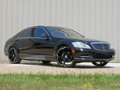2010 Mercedes-Benz S-Class for sale at Diesel Of Houston in Houston TX