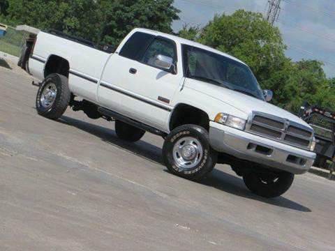 1997 Dodge Ram Pickup 2500 for sale at Diesel Of Houston in Houston TX