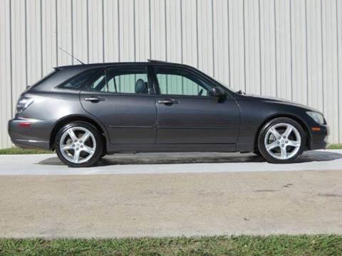 2002 Lexus IS 300 for sale at Diesel Of Houston in Houston TX