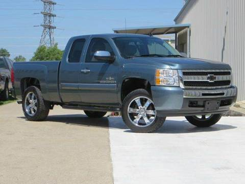 2009 Chevrolet Silverado 1500 for sale at Diesel Of Houston in Houston TX