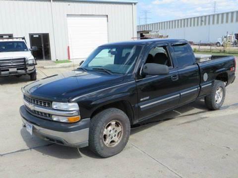 2000 Chevrolet Silverado 1500 for sale at Diesel Of Houston in Houston TX