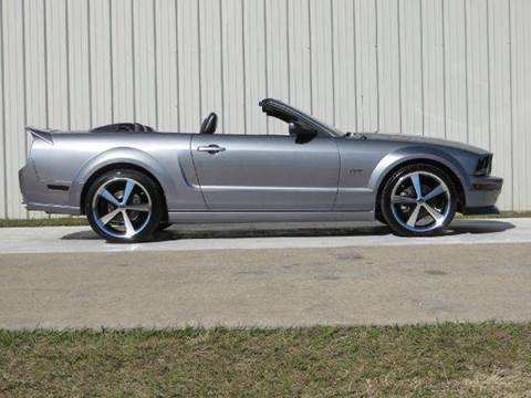 2006 Ford Mustang for sale at Diesel Of Houston in Houston TX