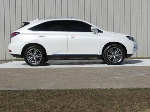 2013 Lexus RX 350 for sale at Diesel Of Houston in Houston TX