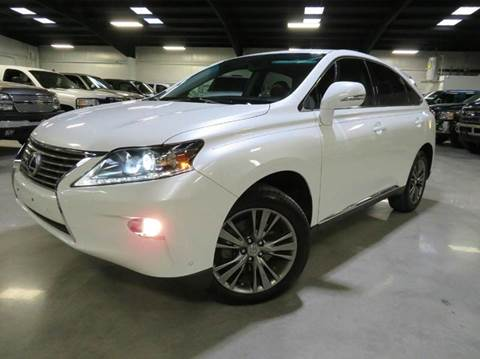 2013 Lexus RX 450h for sale at Diesel Of Houston in Houston TX