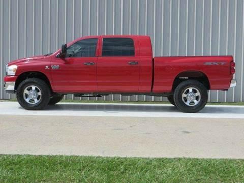 2008 Dodge Ram Pickup 2500 for sale at Diesel Of Houston in Houston TX