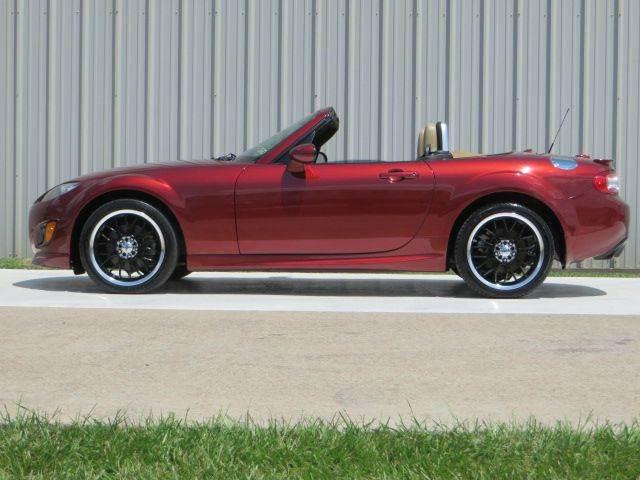 2009 Mazda MX 5 Miata For Sale At Diesel Of Houston In Houston TX
