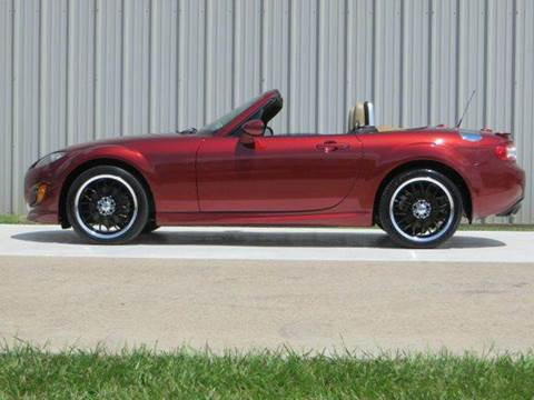 2009 Mazda MX-5 Miata for sale at Diesel Of Houston in Houston TX