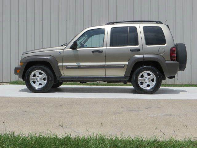 2006 Jeep Liberty for sale at Diesel Of Houston in Houston TX