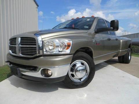 2009 Dodge Ram Pickup 3500 In Houston Tx Diesel Of Houston