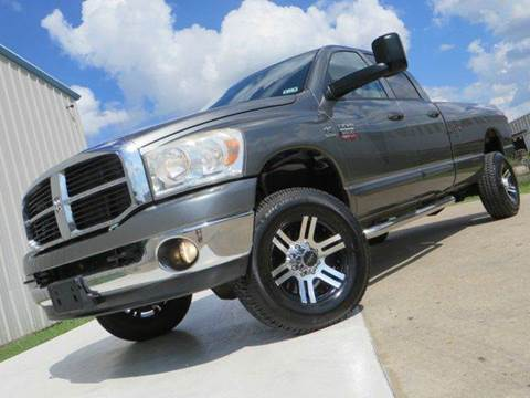 2007 Dodge Ram Pickup 3500 for sale at Diesel Of Houston in Houston TX