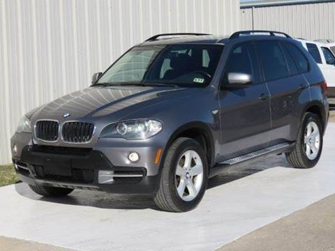 2009 BMW X5 for sale at Diesel Of Houston in Houston TX