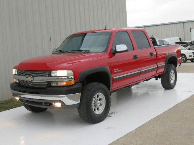 2002 Chevrolet Silverado 2500HD LT DURAMAX ALLISON 4X4 SWB   Houston TX