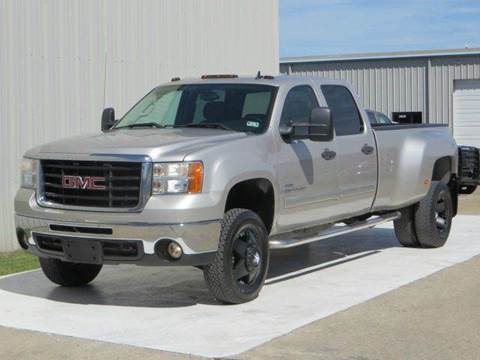 2008 GMC Sierra 3500HD for sale at Diesel Of Houston in Houston TX