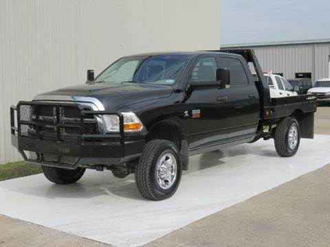2010 Dodge Ram Pickup 3500 for sale at Diesel Of Houston in Houston TX