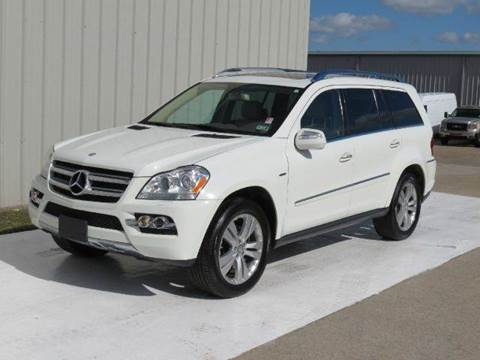 2010 Mercedes-Benz GL-Class for sale at Diesel Of Houston in Houston TX